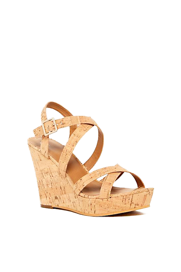 BP. Cork Wedges