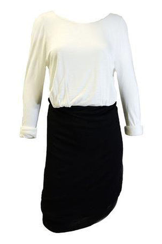 Pencey Standard Black and White Dress