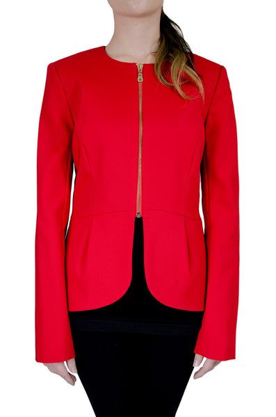 French Connection Red Blazer