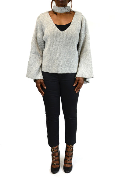 English Factory V-Neck Sweater