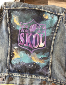 "One Posh Design ""SKOL"" Jacket"