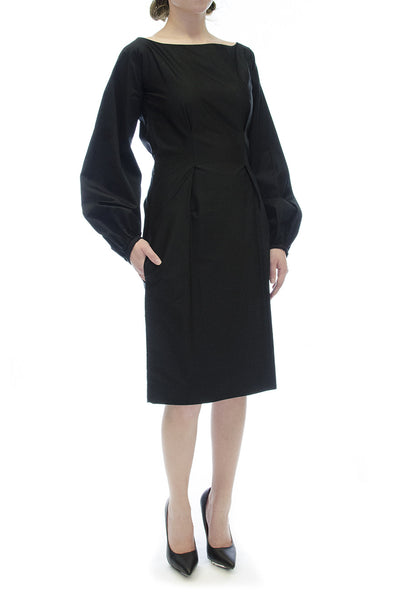 Yves Saint Laurent Edition 24 Long Sleeve Dress