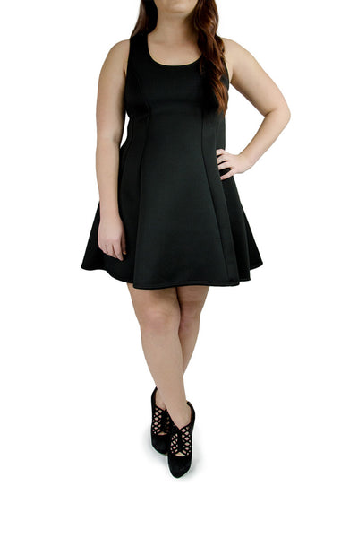 Barney's New York Black Dress