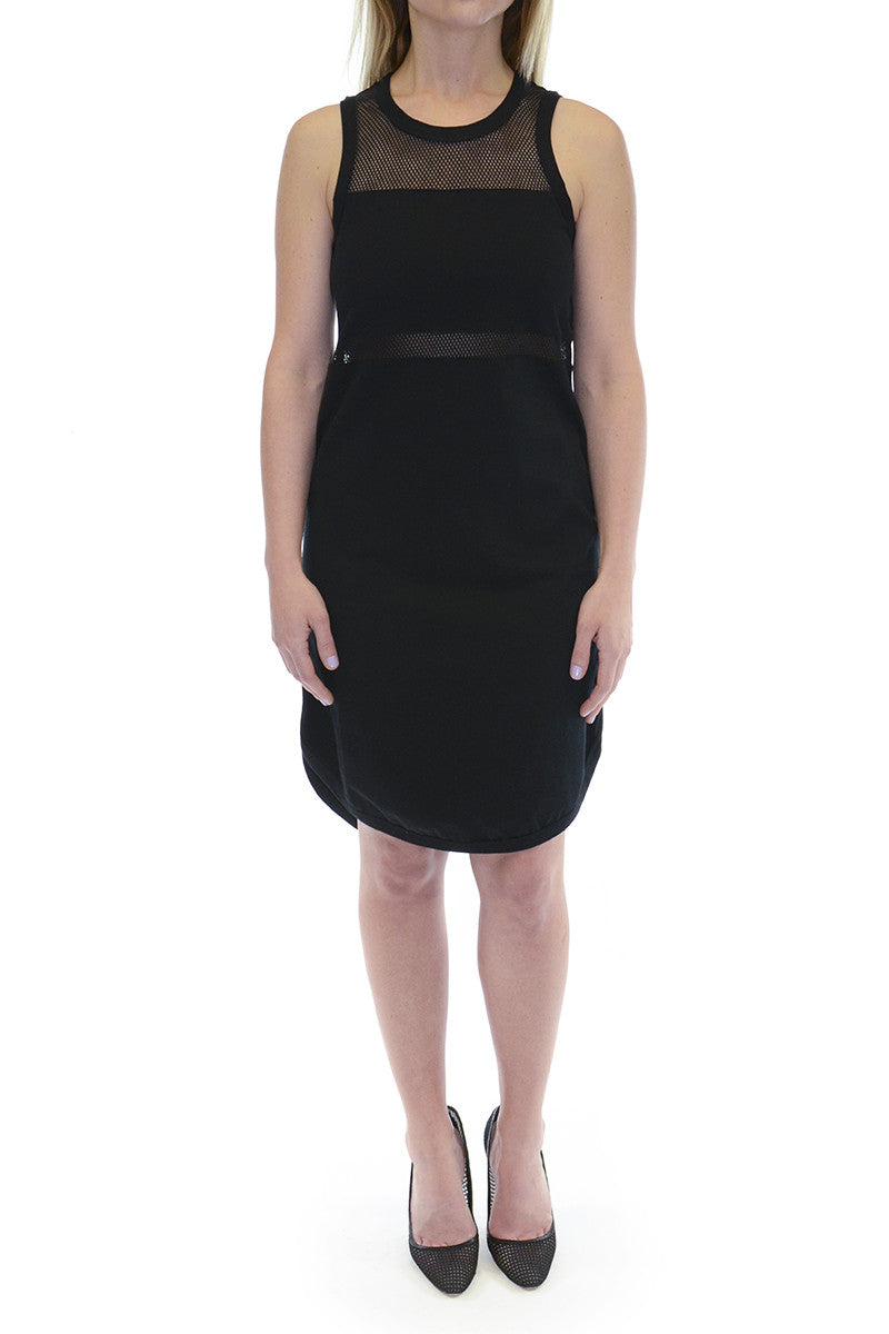 Rag & Bone Black Marlo Dress