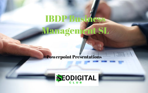 IBDP Business Management PPT (SL+HL)