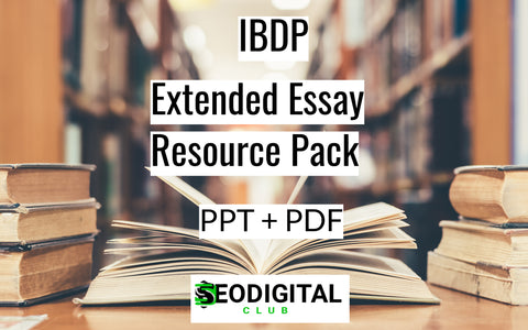Extended Essay Resource Pack