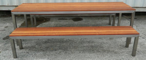 Basic Outdoor Bench Seat