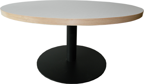 Flat Disc Coffee Table