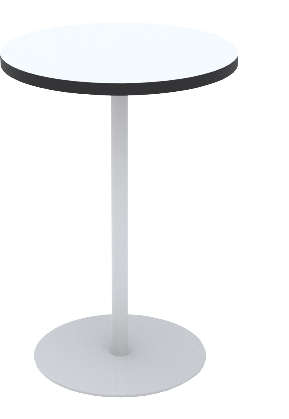 Flat Disc Table