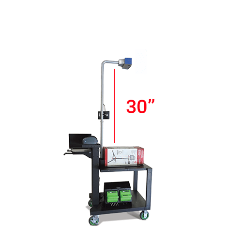 Newcastle Atlas Series Dimensioning Station - All Barcode Systems