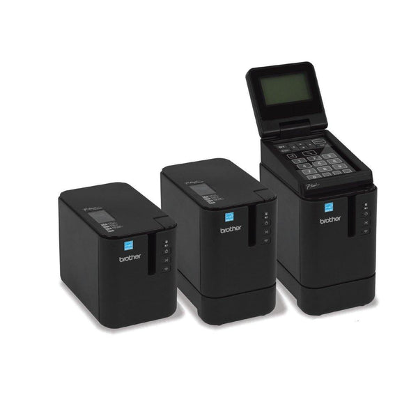 Brother PT-P900 Series - All Barcode Systems