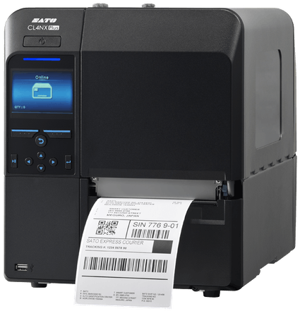 SATO CLNX Plus Series - All Barcode Systems