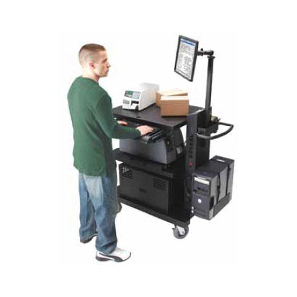 Newcastle Heavy Duty PC Series - All Barcode Systems