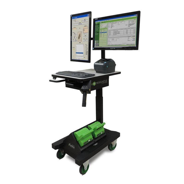 Newcastle Height Adjustable Apex Series - All Barcode Systems