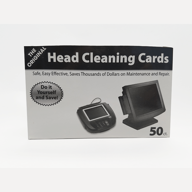 Card Reader Cleaning Cards - All Barcode Systems