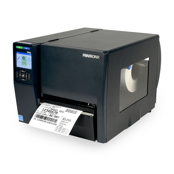 Printronix T6000e - All Barcode Systems