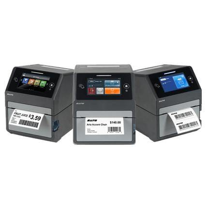SATO CT4-LX Series - All Barcode Systems