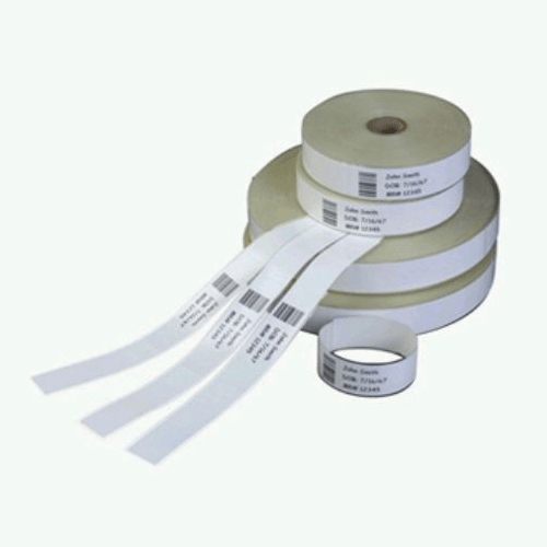 SafeD-Band Wristbands - All Barcode Systems