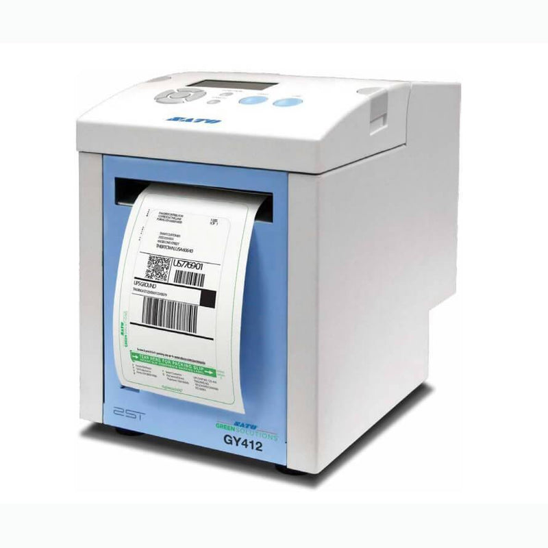SATO GY412 - All Barcode Systems