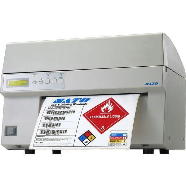 SATO M10e - All Barcode Systems