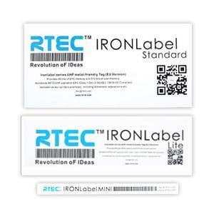 Starport Technologies Ironlabel Series - All Barcode Systems