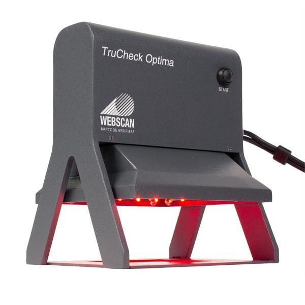 Webscan TruCheck Optima - All Barcode Systems
