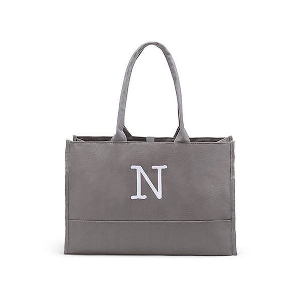Gray City Tote Bag