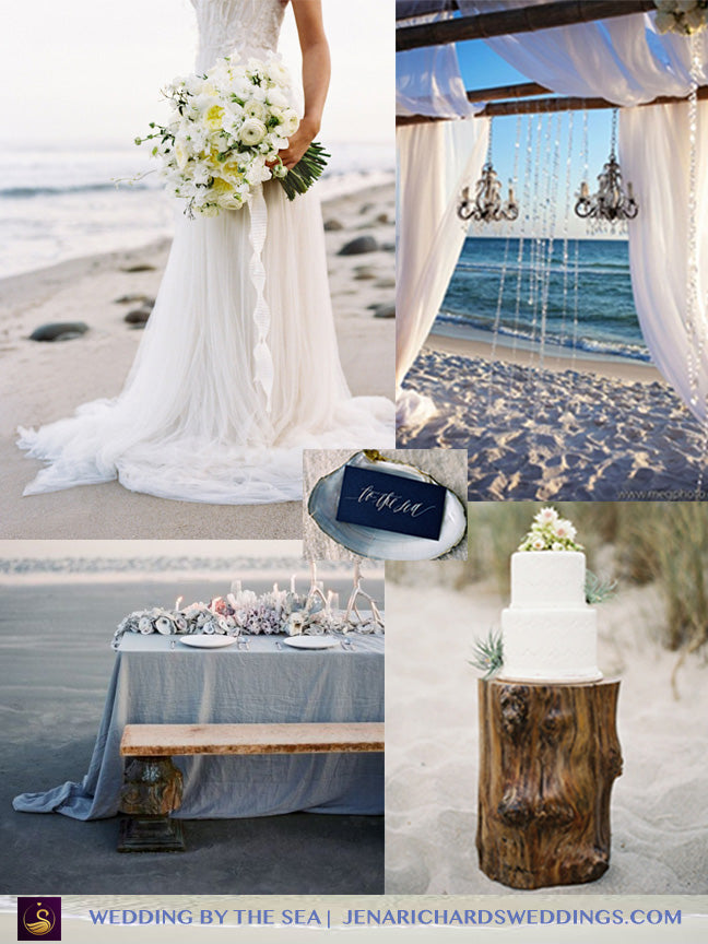 Wedding by the Sea inspiration