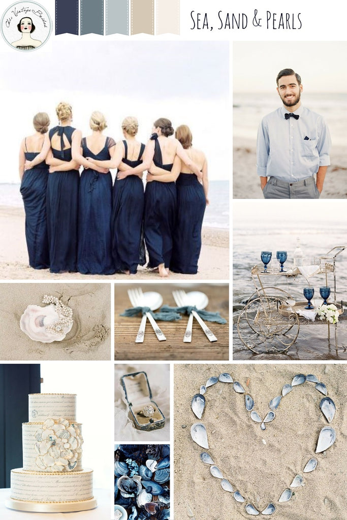 Beach wedding inspiration and ideas