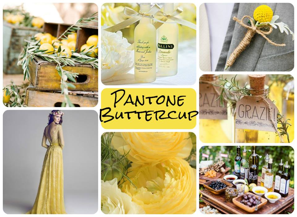 Yellow wedding inspiration Wedding Academy Live