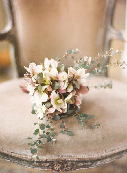 Pale Dogwood bouquet