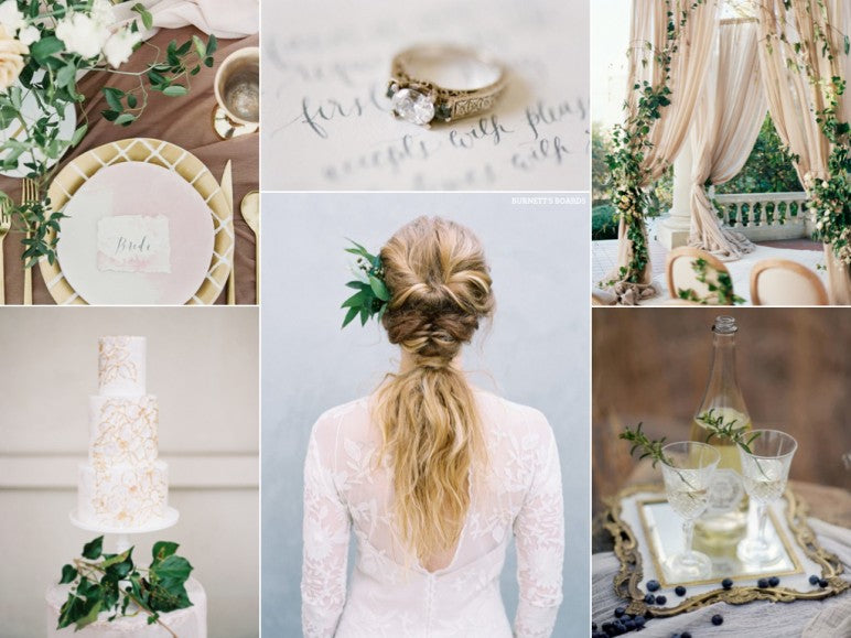 Lush Meadow wedding ideas