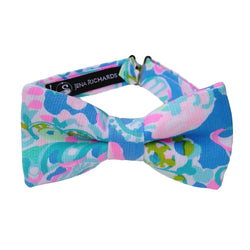 Blue and Pink Dream Team Bow Tie for Boys and Men