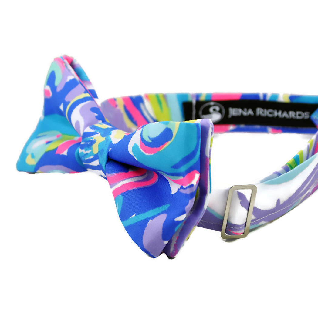 0fea5aa222aa Colorful Bow Tie for Boys and Men - Jena Richards Weddings