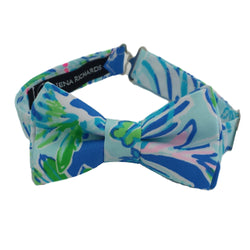 Green and Blue Bow Tie for Boys, Men and Baby Boy