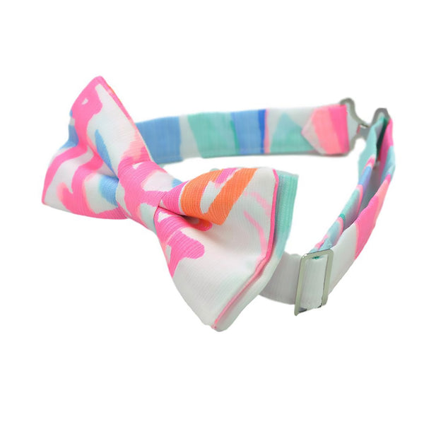 Colorful Cotton Bow Tie