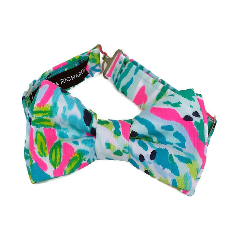 Colorful Snap Back Bow Tie for Boys, Men and Baby Boy
