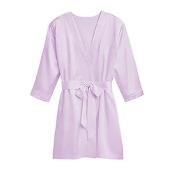 Lavender bridesmaid robes
