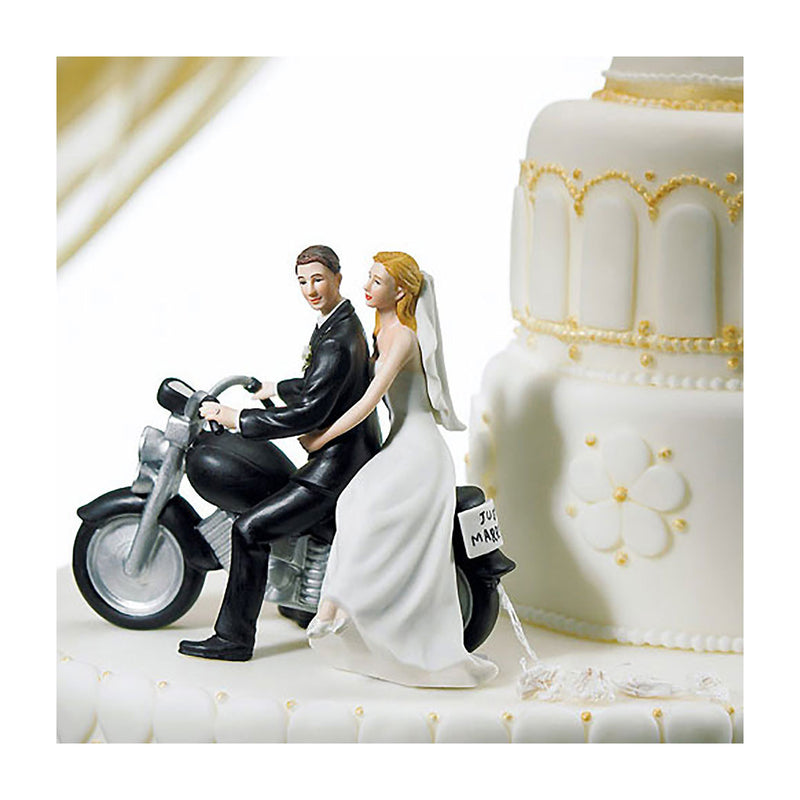 Get Away cake topper light skin