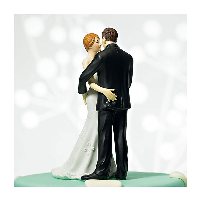 My Main Squeeze cake topper back view