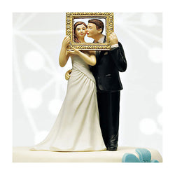 Picture Perfect cake topper light skin