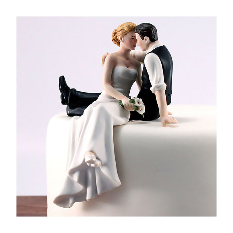 The Look of Love cake topper
