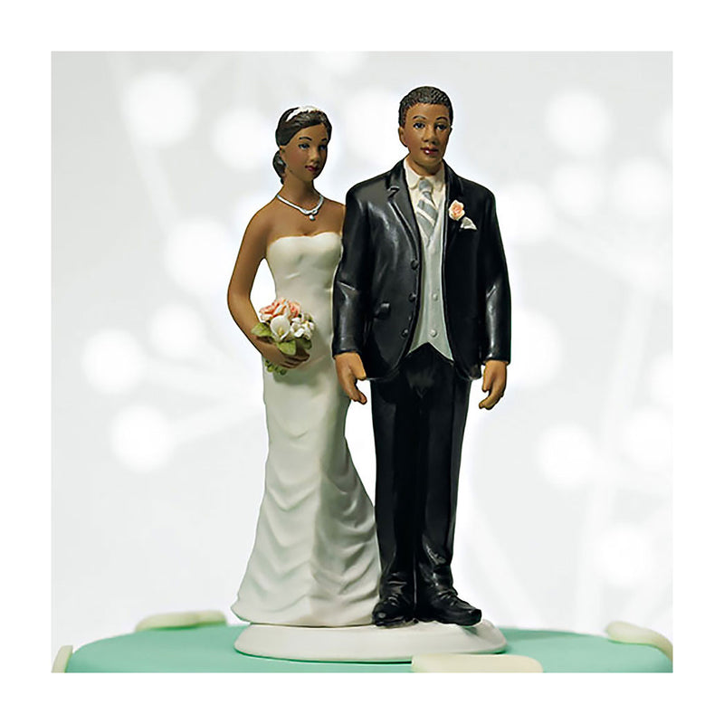 The Love Pinch cake topper ethnic
