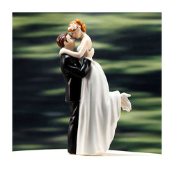 True Romance couple cake topper