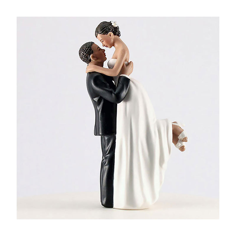 True Romance cake topper medium skin