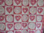 Rag Quilt-Hearts and Flowers