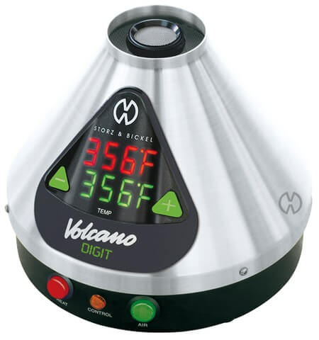 Storz and Bickel Volcano Desktop Vaporizer Review NamasteVapes Australia