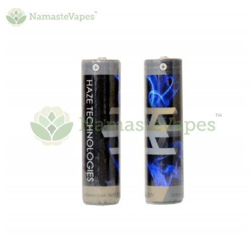 2 Pack of Replacement Batteries for the Haze Portable Vaporizer | Namaste Vapes