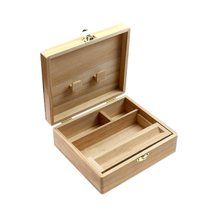 Wooden Rolling Box AU