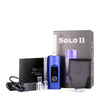 Arizer Solo 2 Vaporizer Blue Kit